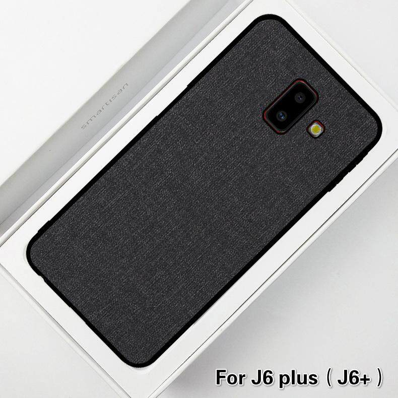 Features Case Ring Compatible For Samsung J6 J6 Plus Slim Cover
