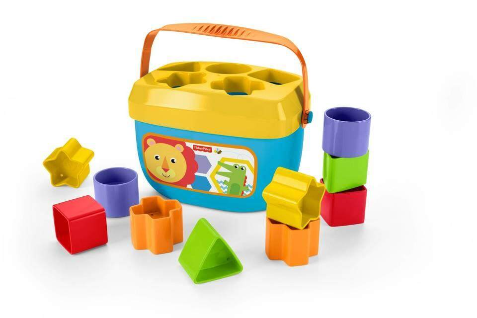 [Fisher-Price] Infant Baby\'s First Blocks Refresh