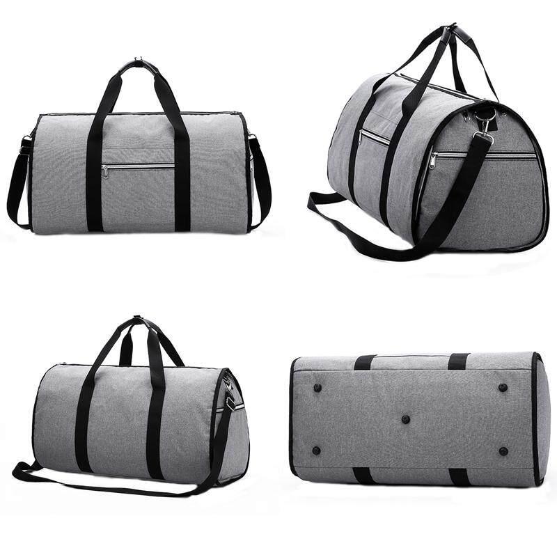 กระเป๋าเดินทางชุดเดรสสไตล์เกาหลีเสื้อผ้ากระเป๋าเสื้อผ้าเคสไนลอน Carrier Suitbag By Glimmer.