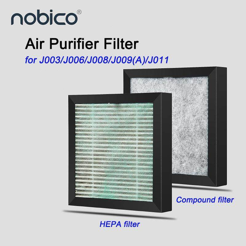 Nobico J008/J003 Air Purifier Air Cleaner Filter