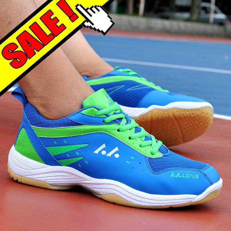 YEALON Sepatu Badminton Shoes For Men Training Breathable Hard-Wearing Anti-Slippery  Light Women 365069a67b