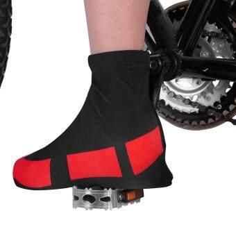Bandingkan Toko 1 Pair Tahan Angin Anti Debu Sepeda Olahraga Sepatu Penutup  Overshoes Pelindung (XXL 6fd27a7438