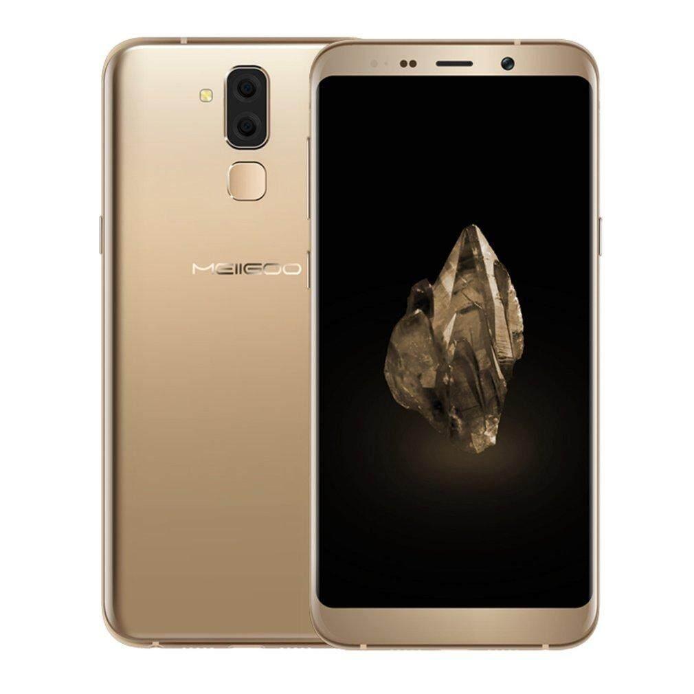 OH 6.1 inch Meiigoo s8 Smartphone Octa-Core 4G 4GB+64GB Phone 13MP Camera EU Plug - intl