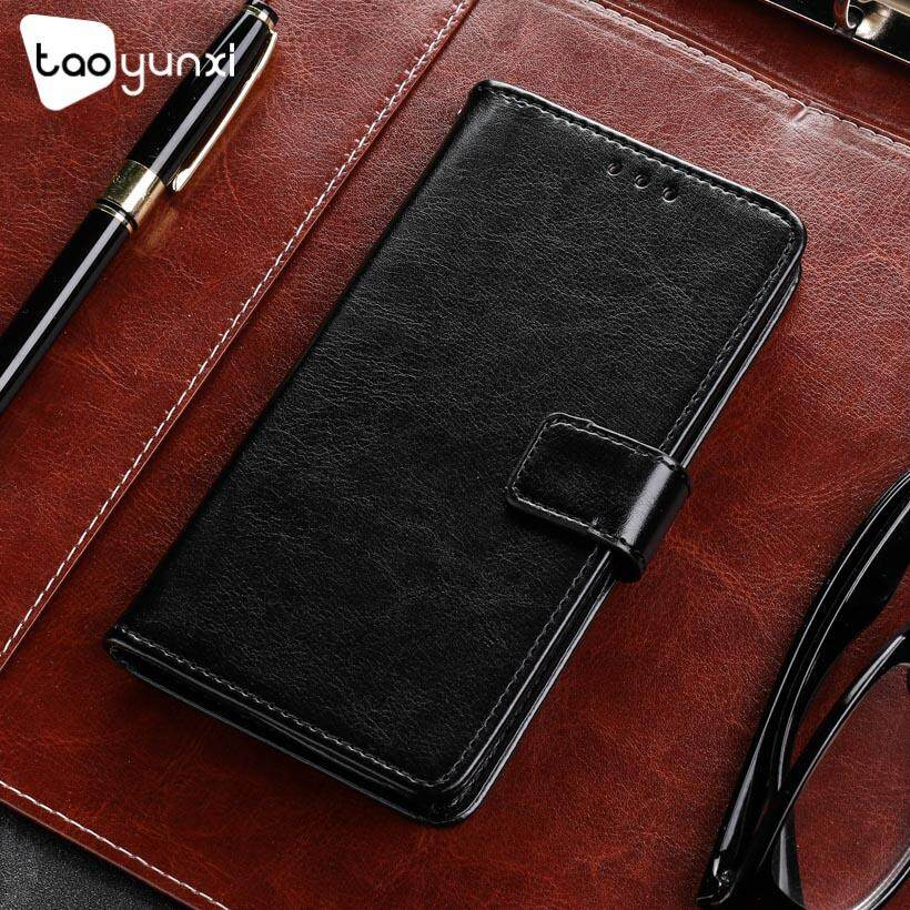 Taoyunxi Telepon Kulit PU Case S Untuk LG Optimus G4 H818 H818N H815 H811 VS986 LS991 F500 Giv H815L H810 VS999 F500K F500L 5.5 Sarung Pelindung Inci Flip Pelindung Dompet Anti Debu Sarung Selular