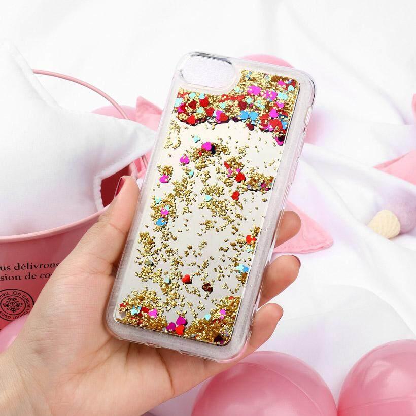 Akabeila Cermin TPU Pasir Hisap Ponsel Casing Apple Iphone 7 7G IPhone7 A1660 A1778 IPhone7G 4.7 Inch Cover Pelindung Telepon Kembali wadah Plastik