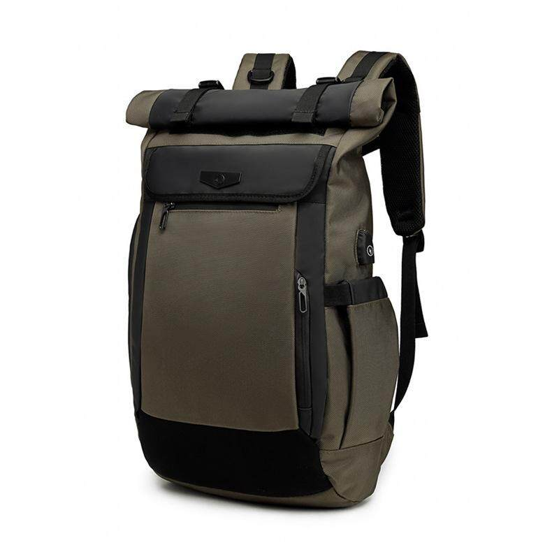 dfed115101bd Large Capacity Creative Style Premium Designer Bag Water-Resistant Travel  Oxford Backpack With USB Charging