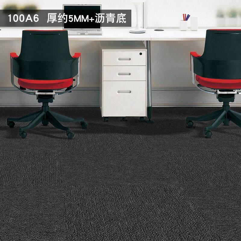 Kantor Karpet Sambungan Jahitan kotak Karpet kamar tidur paving penuh Karpet gedung perkantoran asrama teknik Komersial