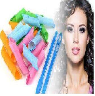 18pcs Magic Leverag Hair Styling Roller Curlers