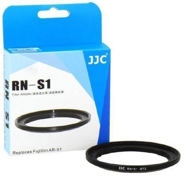 JJC RN-S1 Filter Adapter for Fujifilm FinePix S1 Camera Replace AR-S1, 72mm