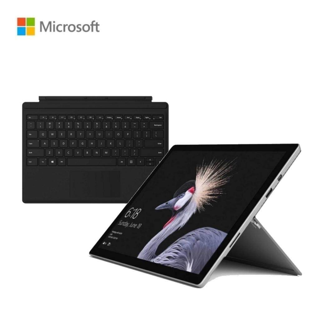 Microsoft New Surface Pro i5 128GB SSD / 4GB RAM Bundle with Type Cover [Laz Bday] Malaysia