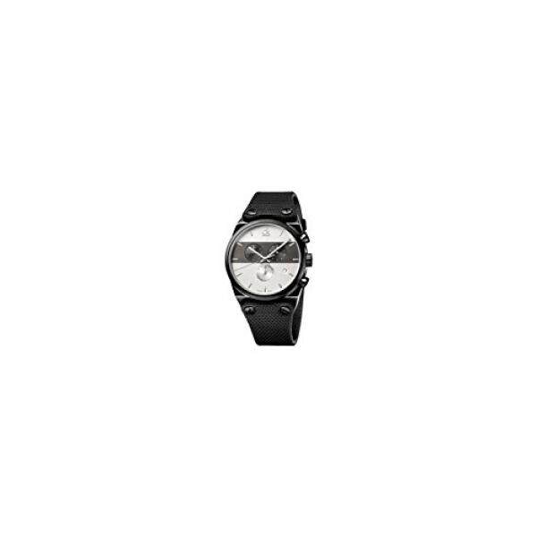 Calvin Klein Eager Mens Quartz Watch K4B374B6 - intl