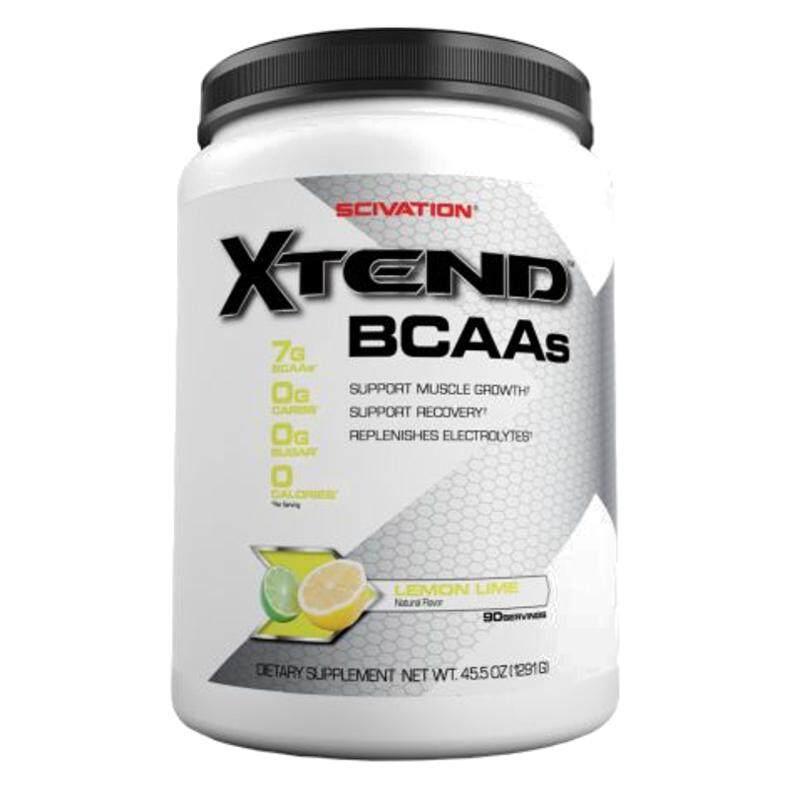 Scivation Xtend BCAA Lemon Lime 30 Serving
