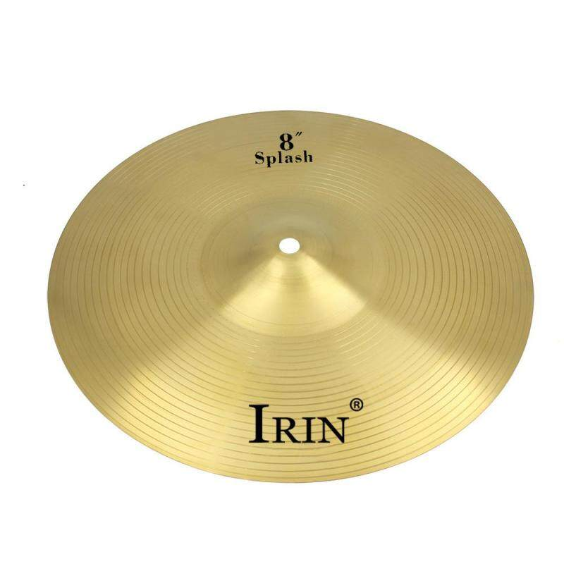 8 Brass Alloy Crash Ride Hi-Hat Cymbal for Drum Set
