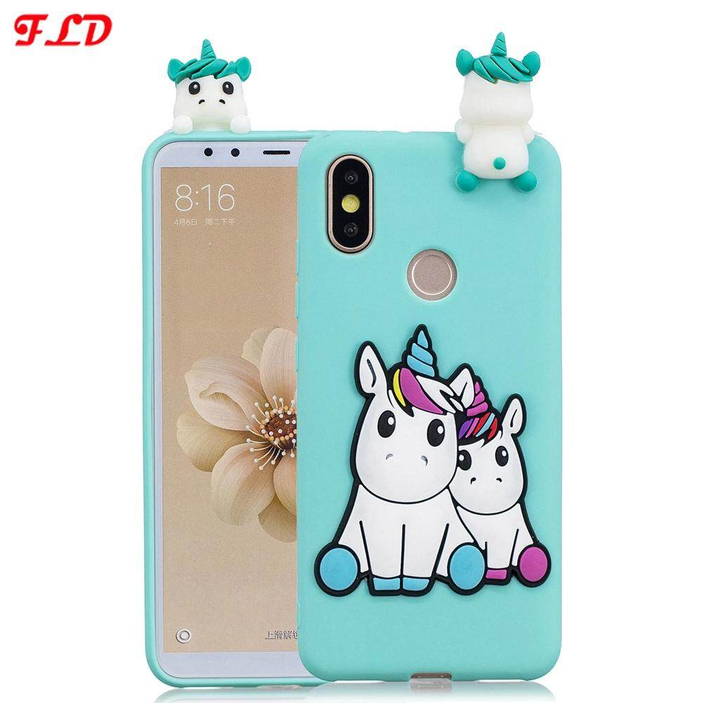Buy Sell Cheapest Panda Soft Case Best Quality Product Deals Softcase Xiaomi Redmi S2 3d Cartoon Silicone Lovely Unicorn Tpu Back Cover For