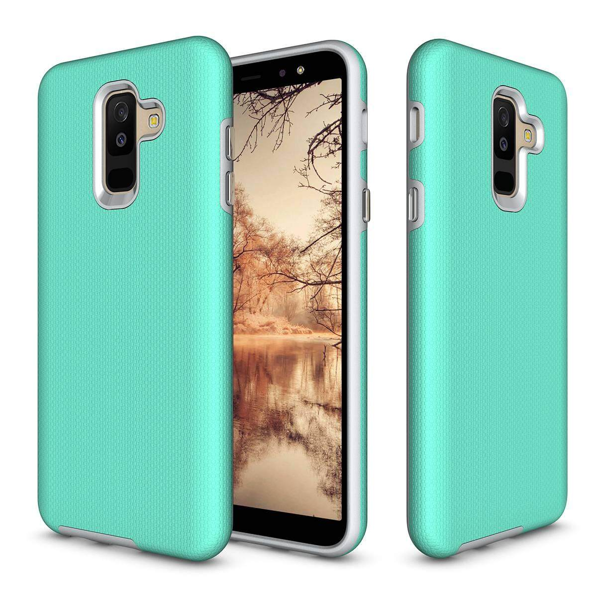 Fitur Hicase For Samsung Galaxy A6 A6 Plus 2018 Non Slip Soft