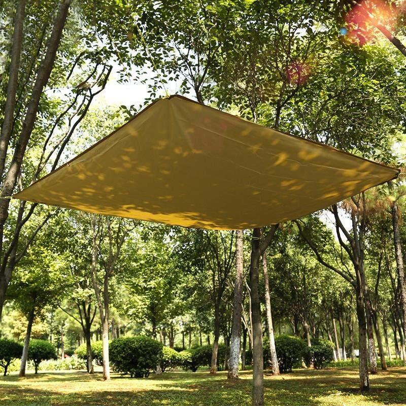 Sun Awning Sunshade Canopy Sun Beach Parking Shed Car Tent Rain Shelter Tent Ultralight Tarp Outdoor Camping Equipment