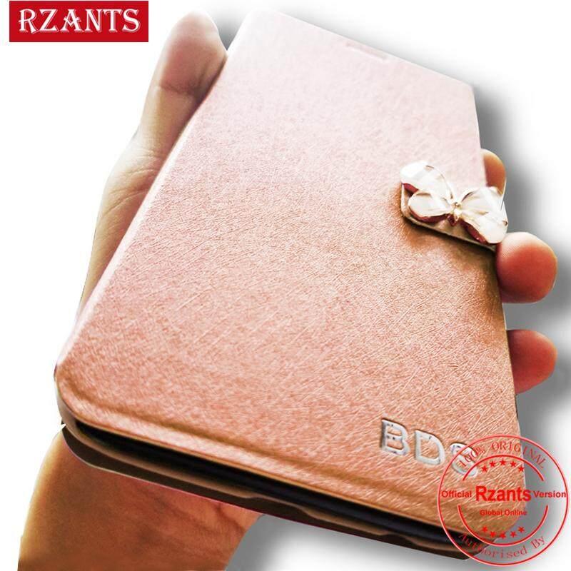 Rzants untuk VIVO V7 Plus Case Kulit Cover【butterfly】flip Buku Folio Cover dengan Kartu dan Uang Tunai Slot Kickstand Fitur dan Magnetik untuk V7 plus