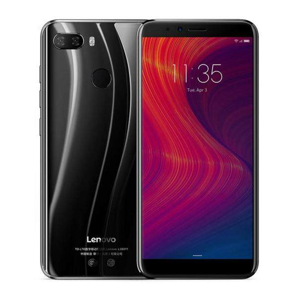 Lenovo K5 Play L38011 4G Mobile Phone Face ID 5.7-inch HD+ 18:9 Display MSM8937 Octa-core 3GB+32GB