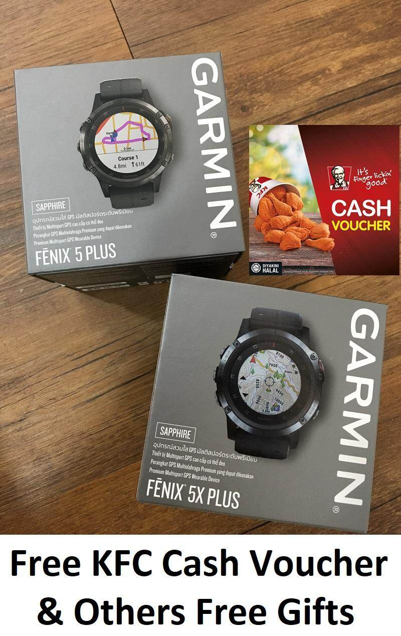 Features Garmin 5x Plus Sapphire Free Rm50 Kfc Voucher Others Gifts