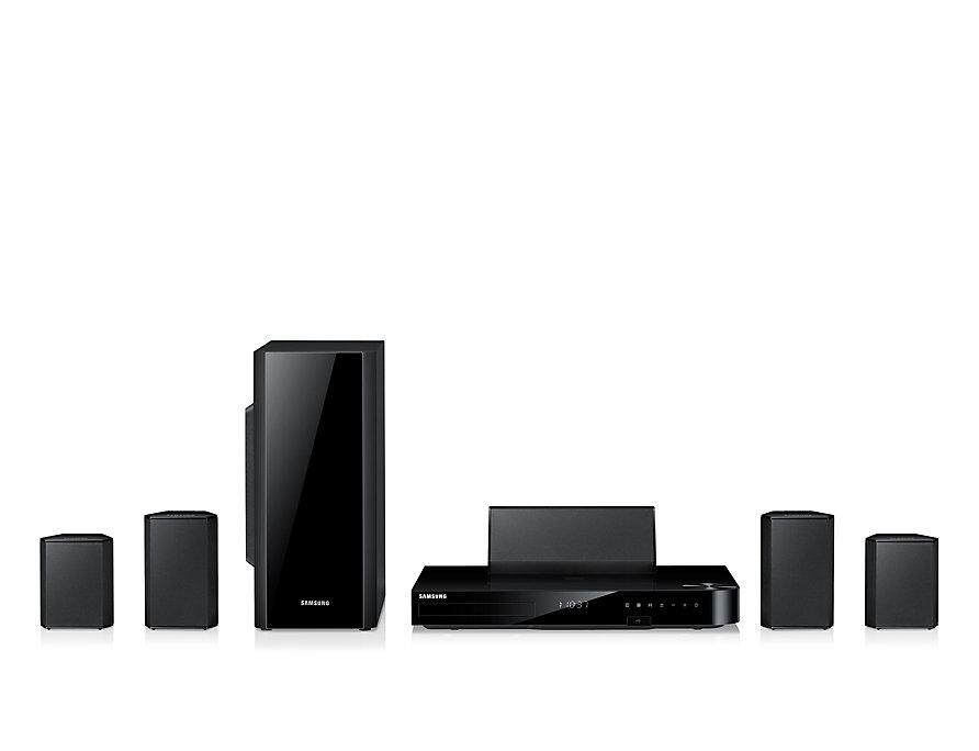 SAMSUNG HOME THEATER SYSTEM HT-F5500K
