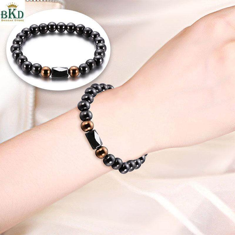 Bokeda Store Diamond Bio Magnetic Weight Loss Bracelet Therapy Bracelet By Bokeda Store.