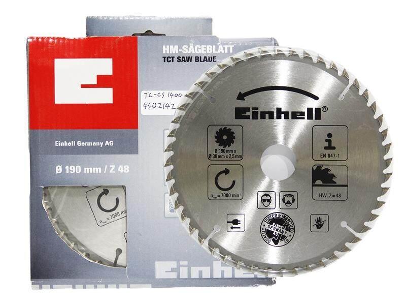 Einhell TCT Saw Blade for TS-CS1400 (...