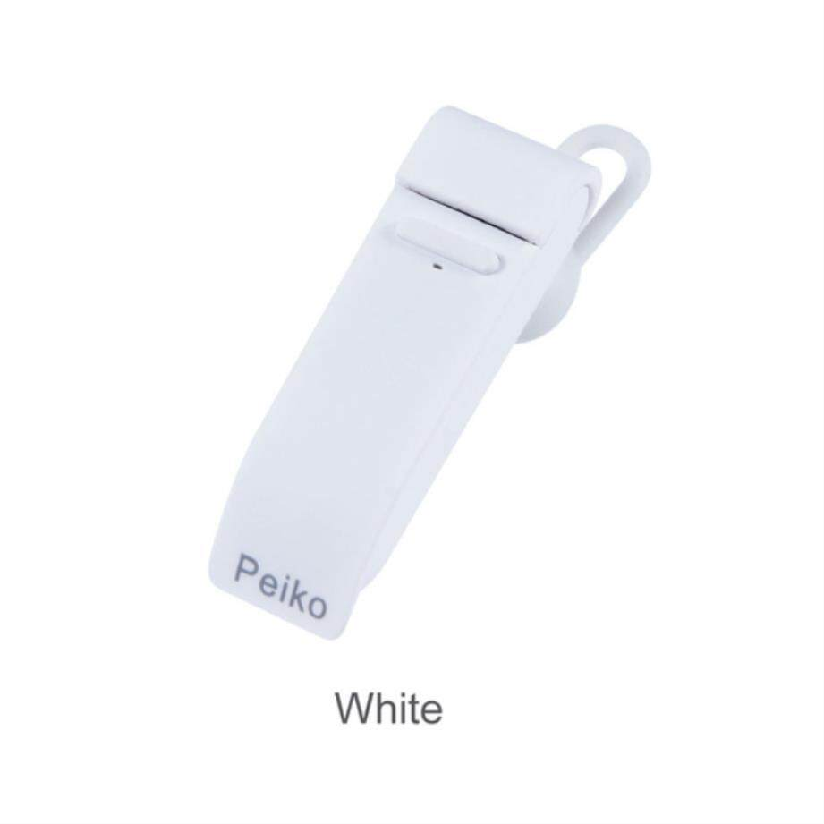 Zzooi Peiko World Intelligent Multi Mini 16 Languages Translation Bluetooth Headset With Mic Translate Earphone Business Mobile Phone