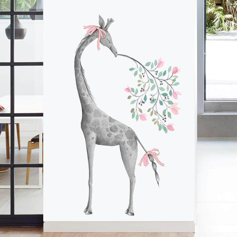 Wall Stickers, Living Room Bedroom Wall Landscaping Decorative Stickers -105*65cm