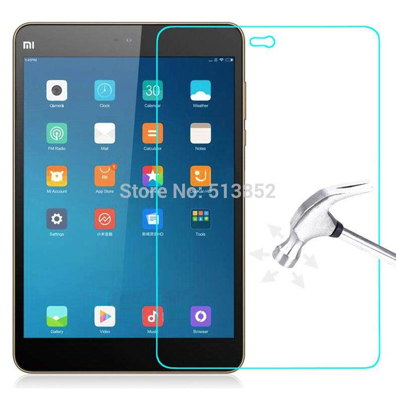 Tempered Glass Film for Xiaomi Mipad 2 Xiaomi Mi Pad 2 7.9 inch Screen Protector High