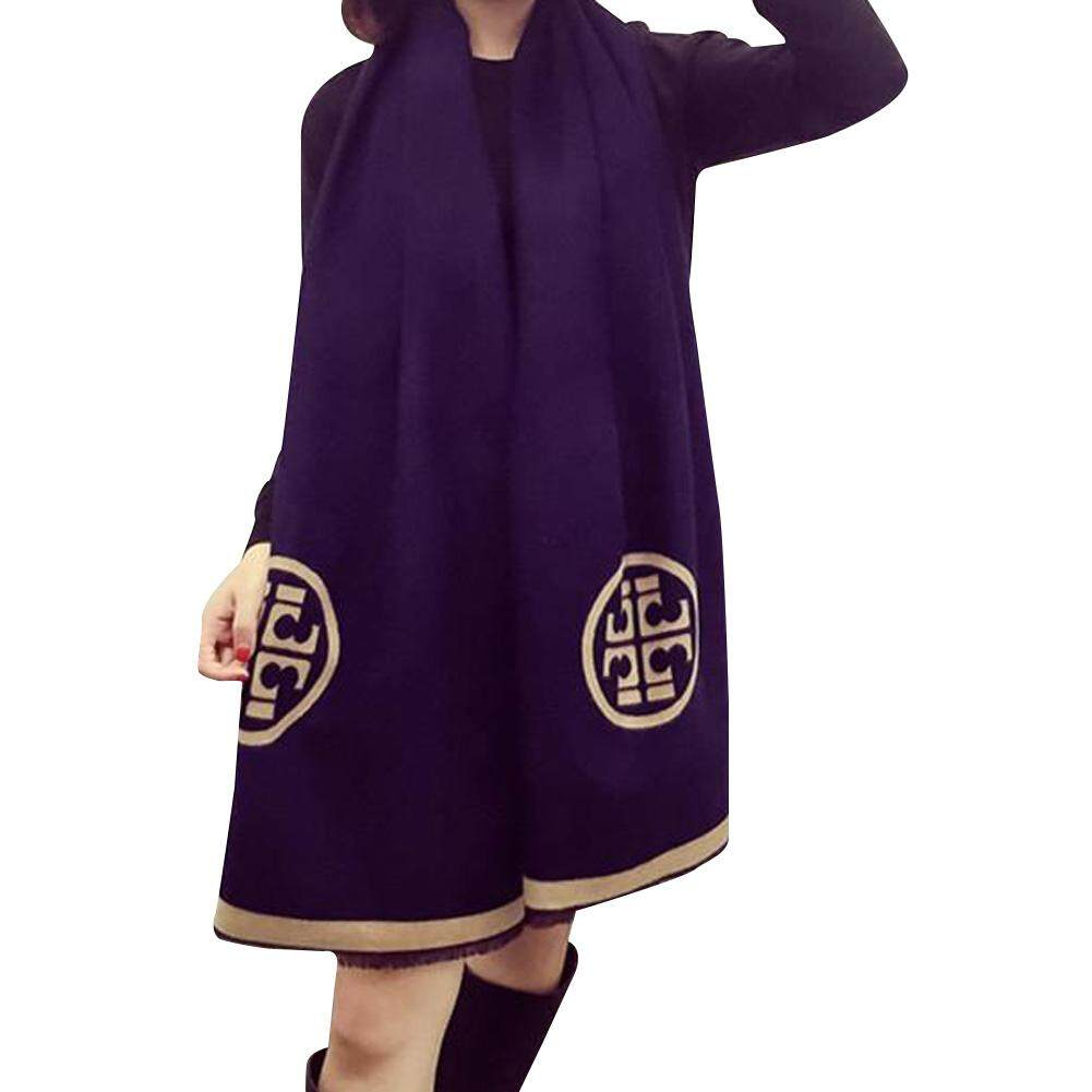 Scarves Winter Plaid Shawl Blanket Womens By Sawu.
