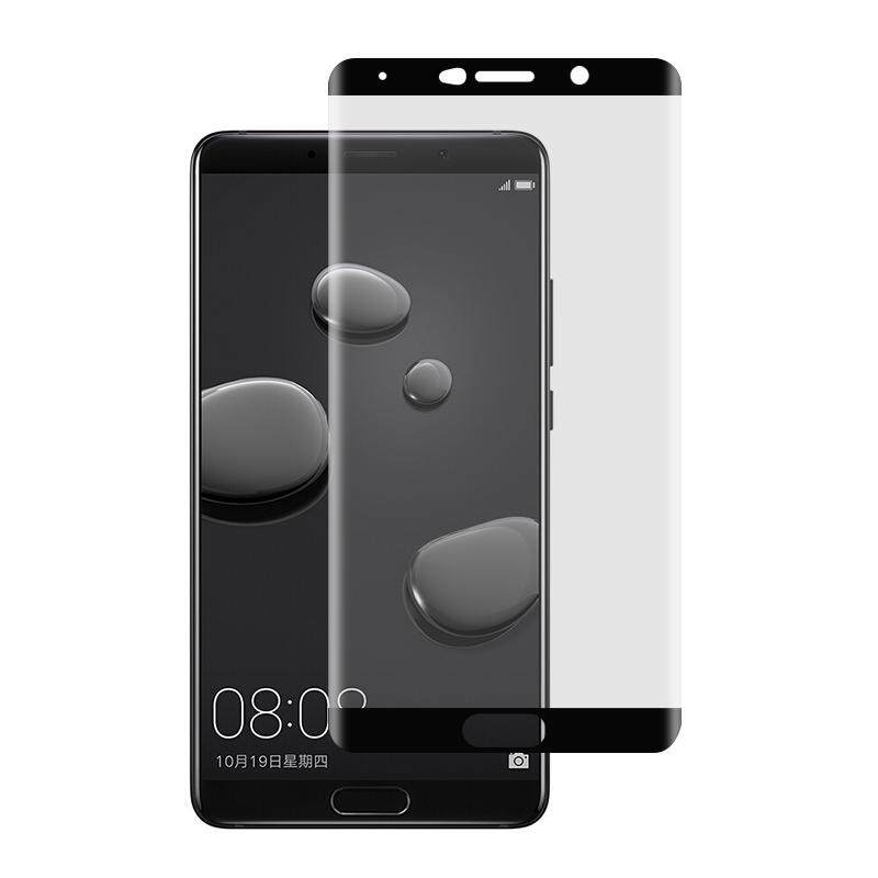 M_home 9H Hardness Glass For Huawei Mate 10 Screen Protector Glass 3D Curved Screen Protector Black - intl