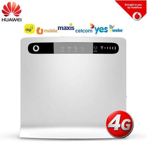 HUAWEI B3000 4G LTE Broadband WiFi Modem Router DIGI UNIFI