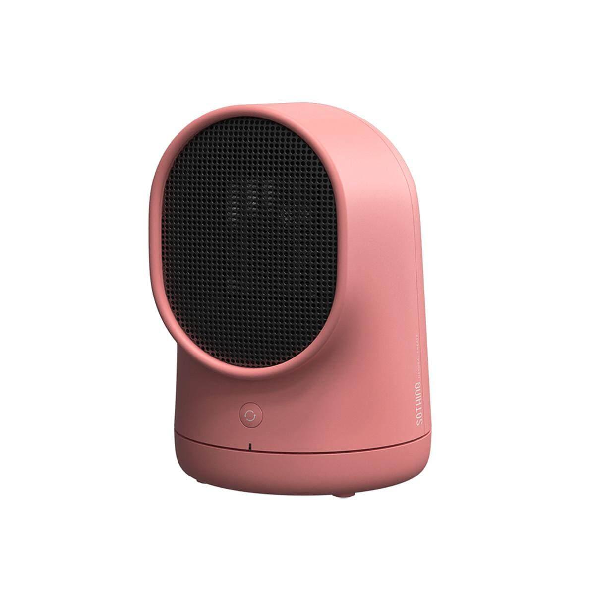 500 W Portable Mini Ruang Pemanas Keramik Listrik Pemanas Personal Fan untuk Rumah dan Kantor Penggunaan Dalam Ruangan