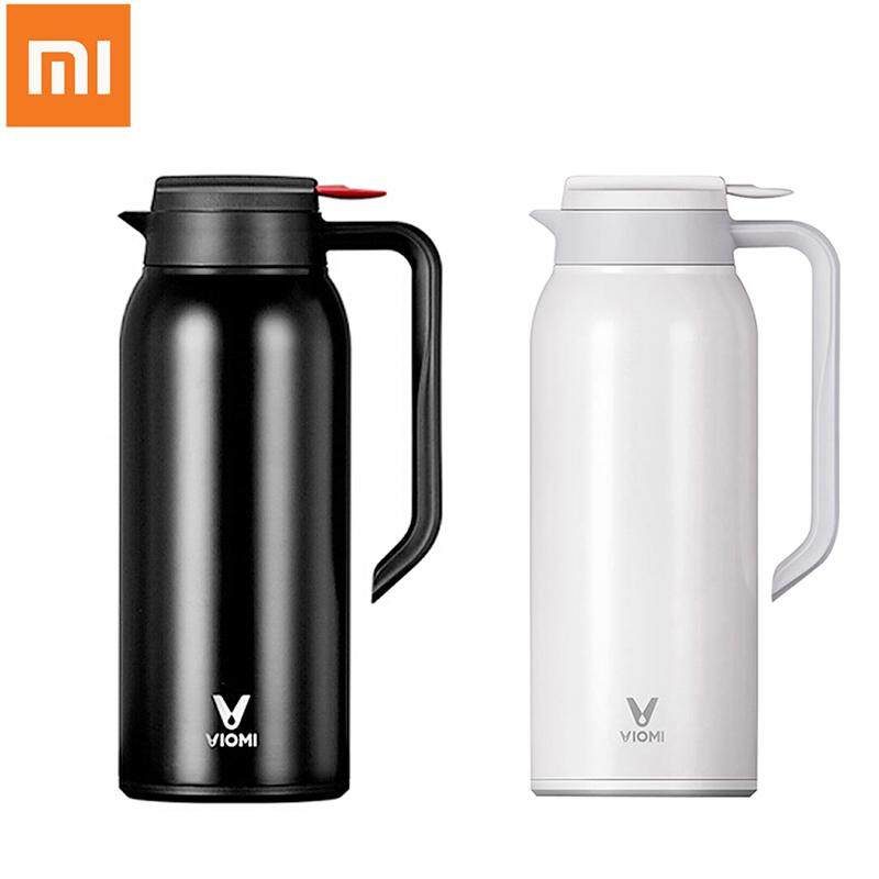 11d80daf48 Mijia VIOMI Stainless Steel Vacuum Flask Portable 1.5 L Kettle Thermos Cups  Vacuum Thermos Bottle 24