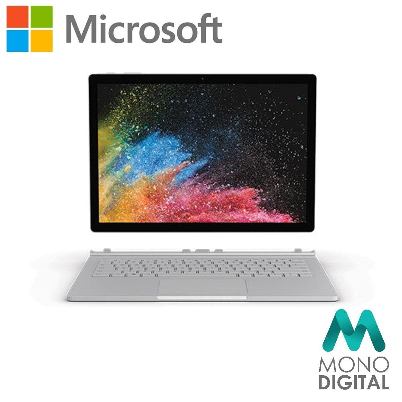 Microsoft Surface Book 2 13 Core i7 / 256GB GTX1050 2GD5 / 8GB RAM Window 10 Pro (HN4-00030) Malaysia