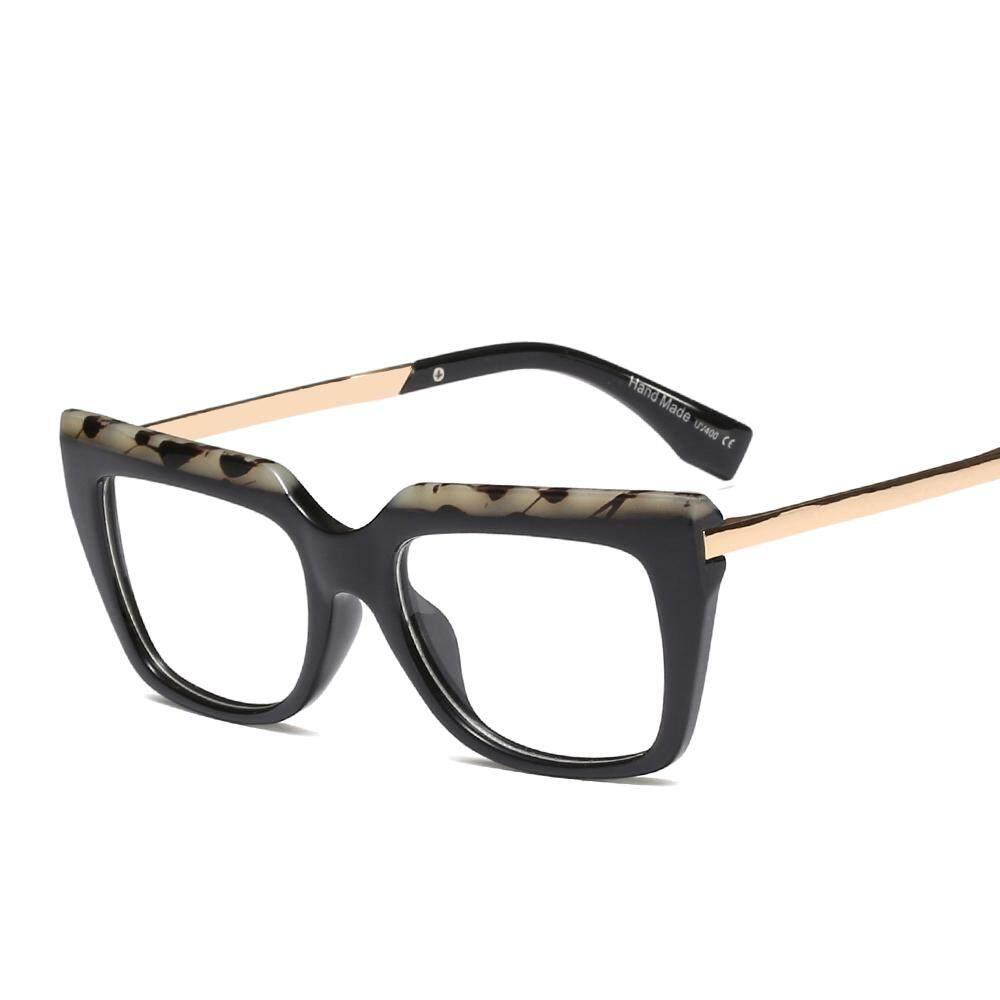 48dbde239e1 Fashion Optical Glasses Frame for Women Hot Selling 2019 Black Square Eyeglasses  Women Designer High Style