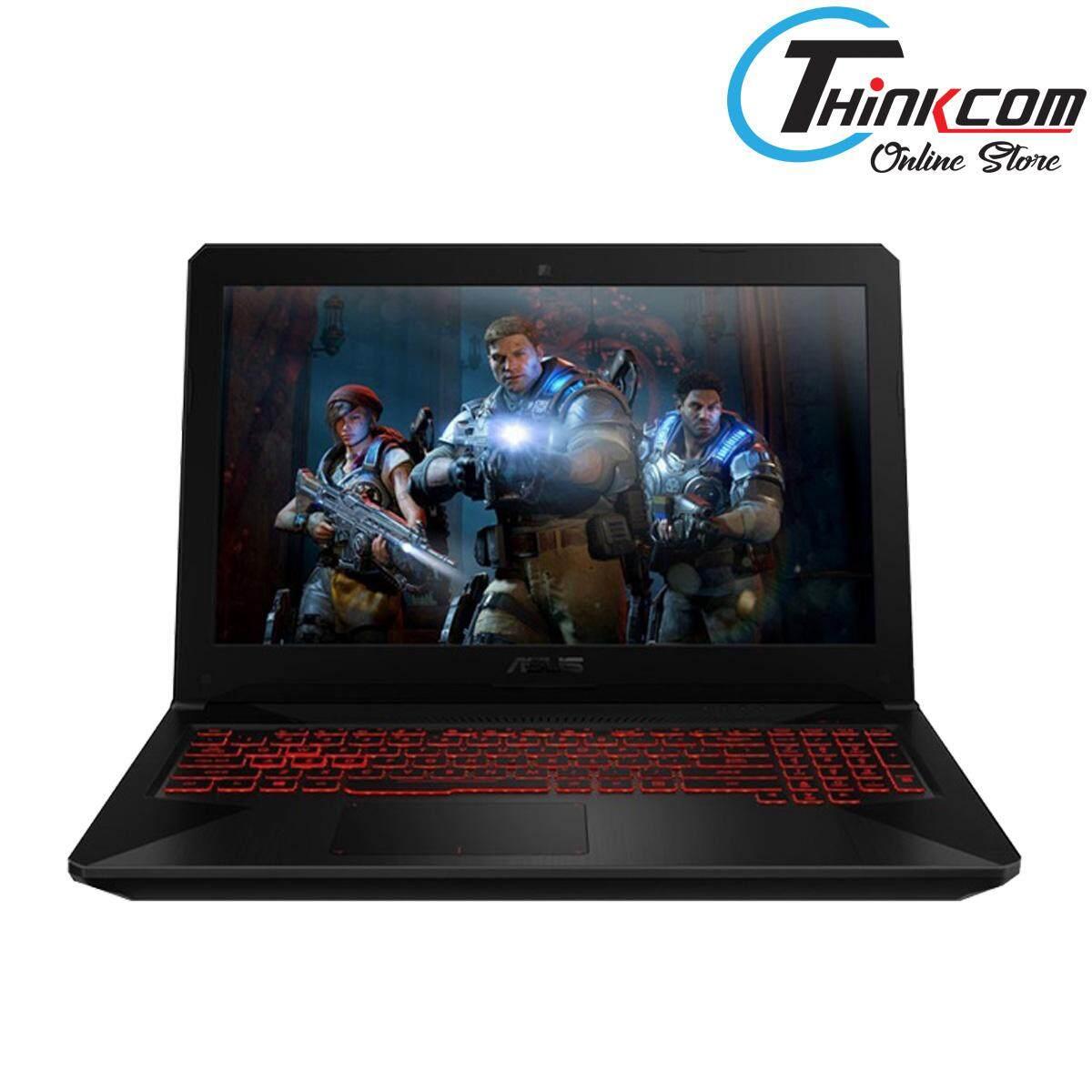 Asus TUF FX504G-DDM491T 15.6 FHD Gaming Laptop Premium Steel (I5-8300H, 4GB, 1TB, GTX1050 4GB, W10) Malaysia