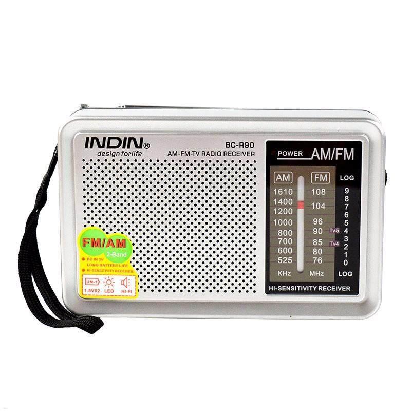 Hình ảnh Homester BC-R90 Portable Radio FM Receiver - intl