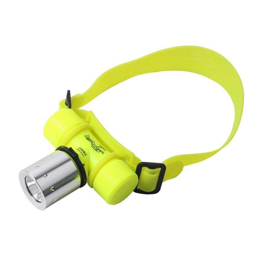 [[Flash Sale] Chống Thấm Nước Siêu Sáng T6 Đèn Pin LED Bơi Lặn Đèn Pha Đèn