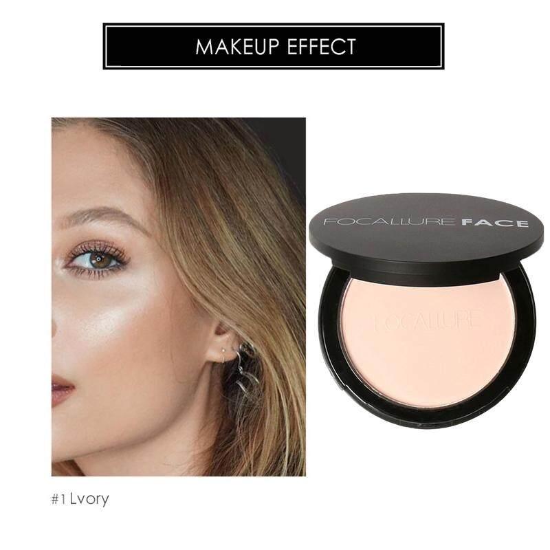 Focallure Blemish Powder Liquid Concealer Professional 3 Color Universal Contouring Makeup - intl