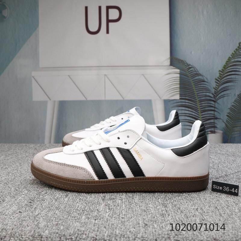 Adidas Samba Klasik Sepatu Datar Lembut Rak Pajangan Baju Sepatu Skateboard 9c7d4aa7ba