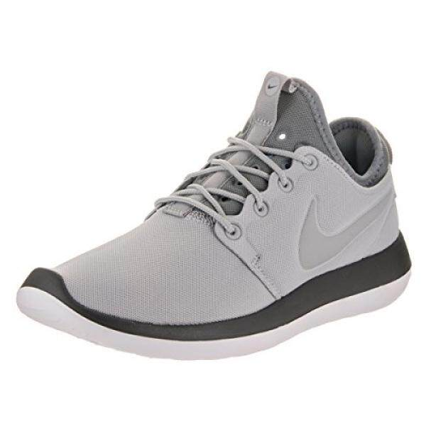 new arrival b74f0 561c5 NIKE Womens Roshe Two Wolf Grey Wolf Grey Cool Grey Running Shoe 8 Women US