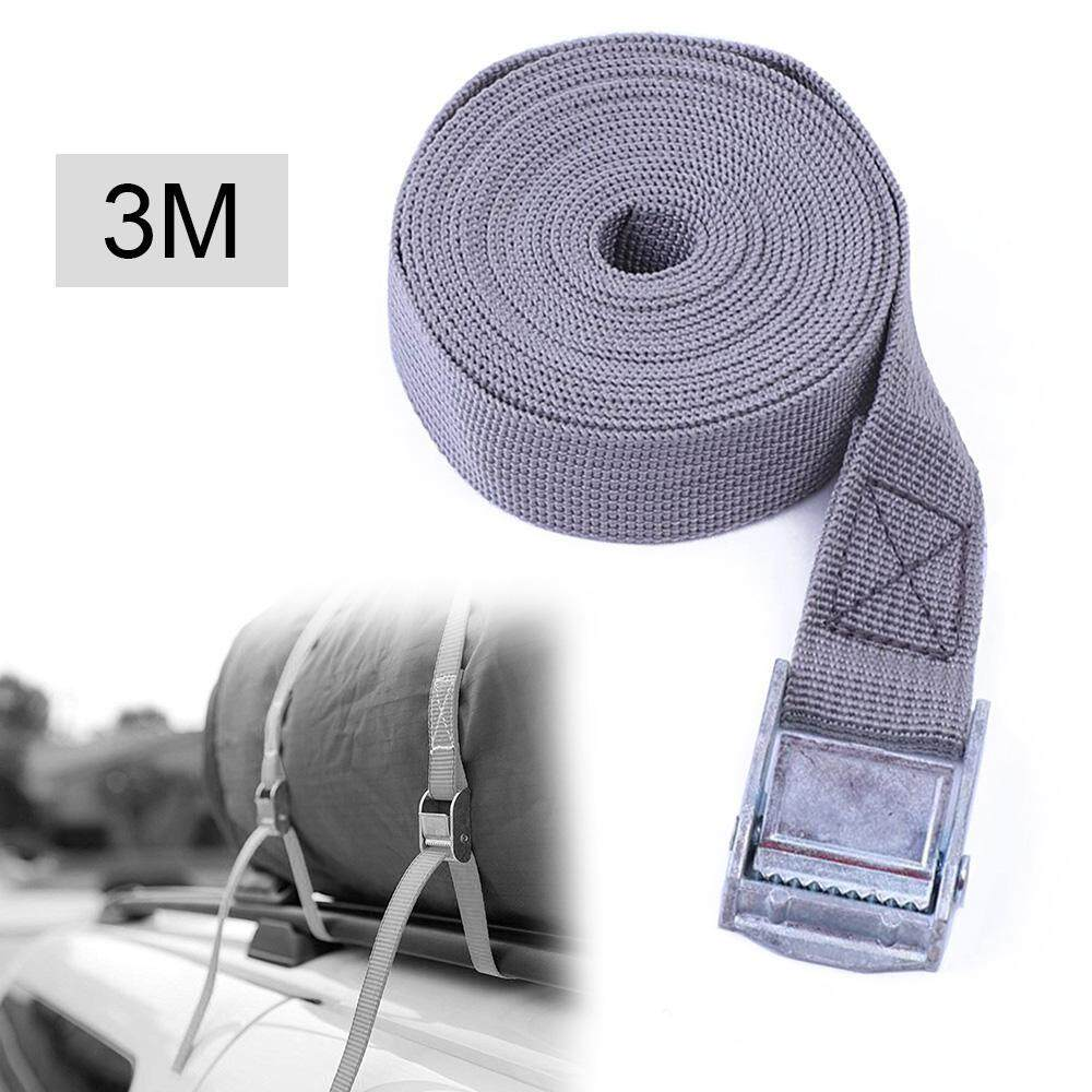 Eenten 3m Cargo Straps Up To 300kg, Zinc Alloy Buckle Straps - Gary By Eenten.