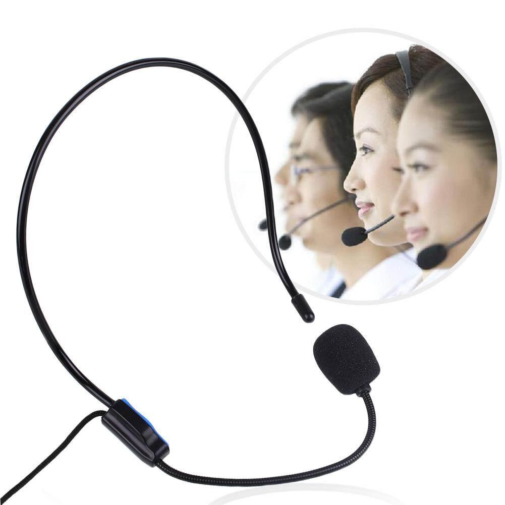 Pengeras Suara Suara Amplifier Suara Booster Mikrofon Headset untuk Pengajaran Pidato-Internasional