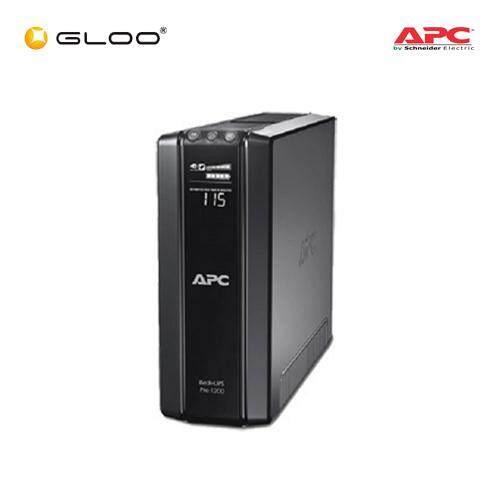 APC Power-Saving Back-UPS Pro 1200, 230V BR1200GI - Black