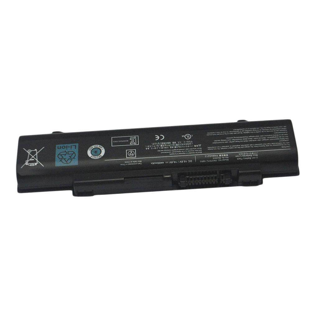 Hot Sales Battery for Toshiba PA3757U T851 6Cells 4000-5000mAh External Battery Black