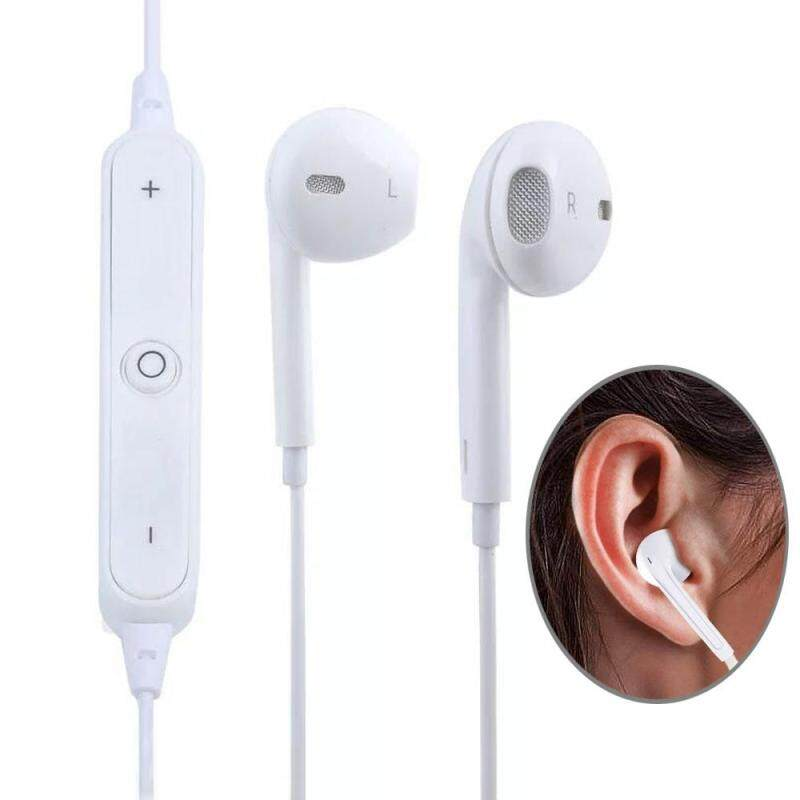 niceEshop Bluetooth Headsets Smart Earphones 4.2 ,Wireless Earphones Bluetooth Earbuds with Mic Sport Headset,Sweatproof Singapore