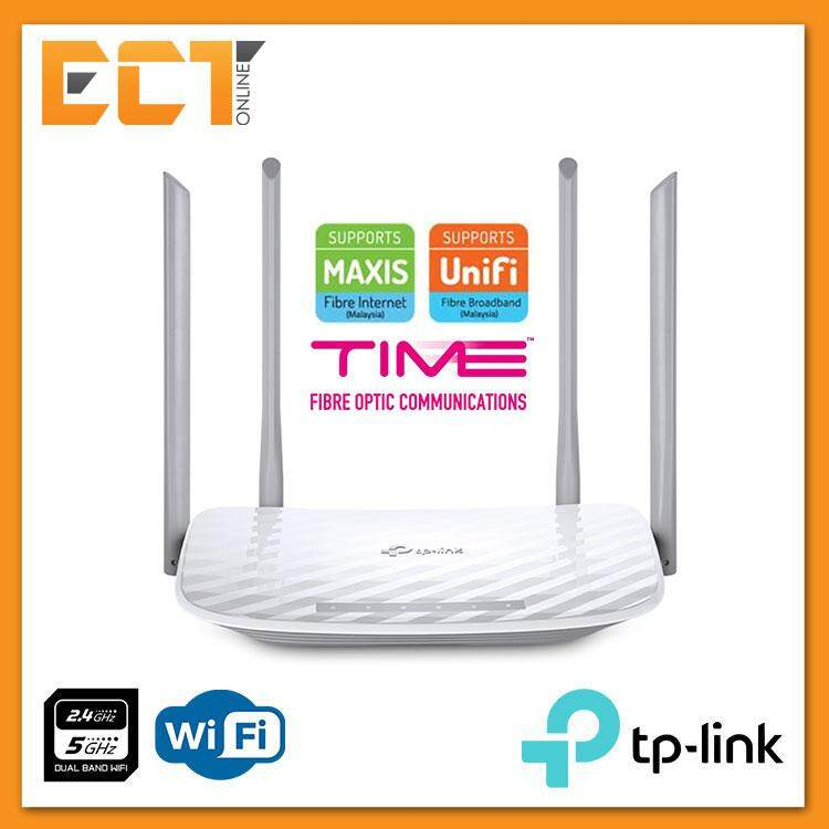 TP-Link Archer C50 AC1200 Wireless Dual-Band Router