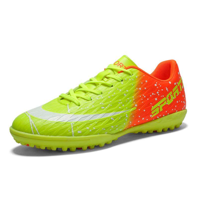 Men Soccer Shoes Football Boots Waterproof Soccer Cleats Boot Shoes Sports Shoes Outdoor Indoor Soccer Training