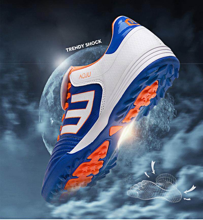 dcacc4fe504 Product details of Football Boots for Men 4Colors 2018 Short Nail New  Fashion Star s Style Soccer Boots Men s Outdoor Sports Soccer Cleats World  Cup ...